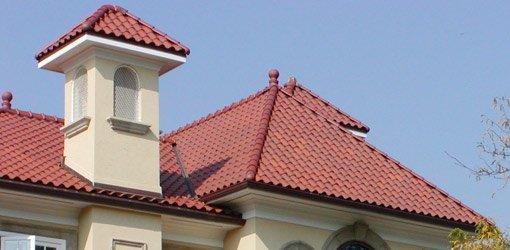 Clay Floor Tiles - Roofing Johor