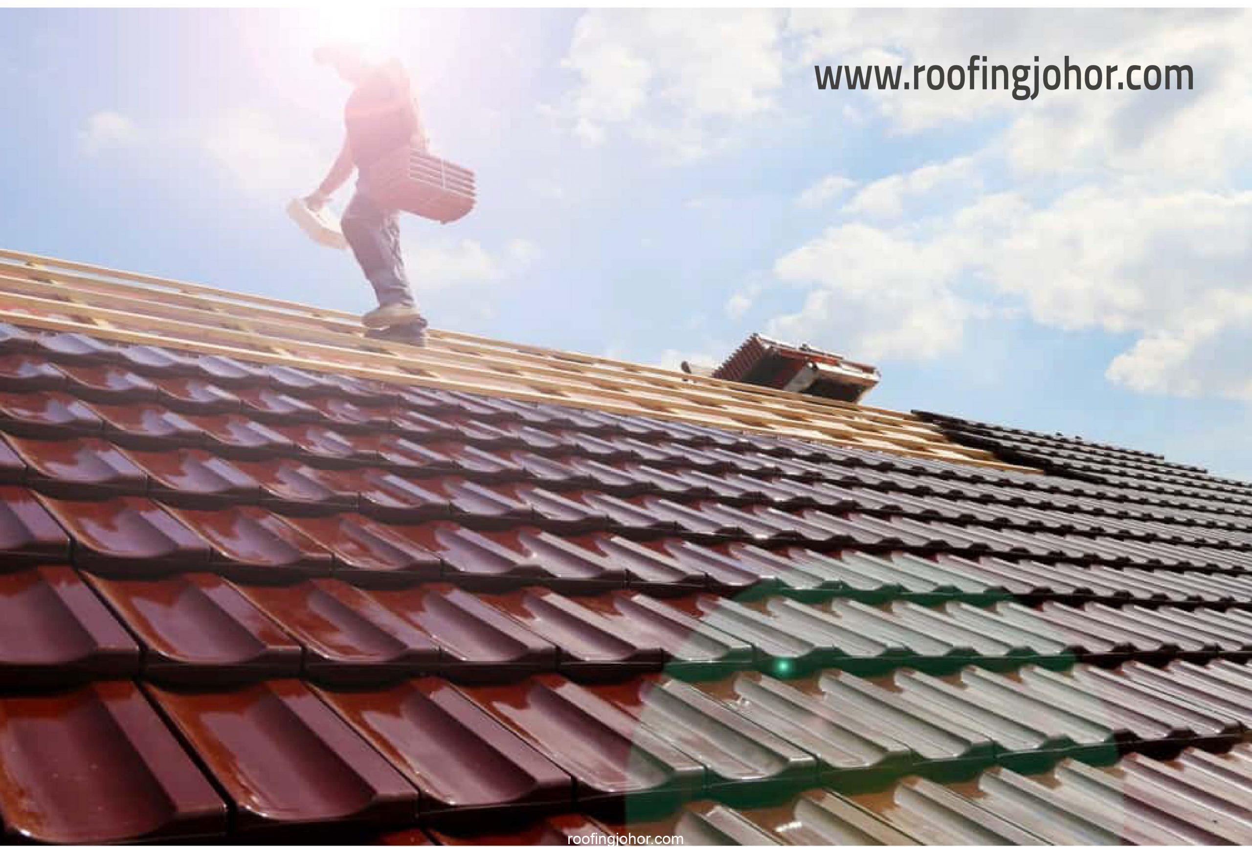 roofing contractor in johor bahru